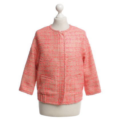 By Malene Birger giacca di tweed in rosa