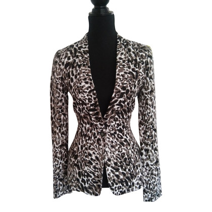 Clements Ribeiro Animal Print Blazer