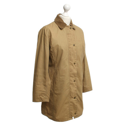 Barbour Coat in beige