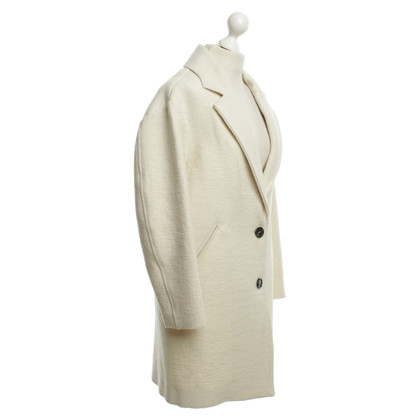 Isabel Marant Coat in cream