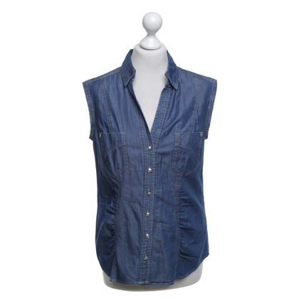 Riani Jean shell in blauw