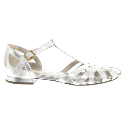 Marc Jacobs Silver sandals