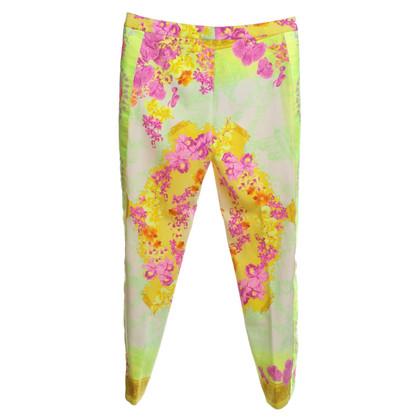 Versace Pantaloni con neon Stampa
