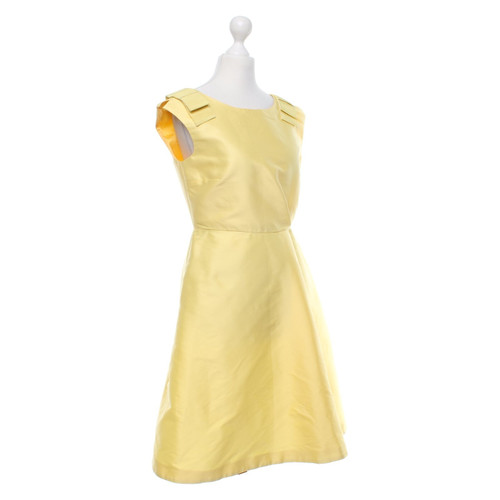 Max Mara Dress In Yellow