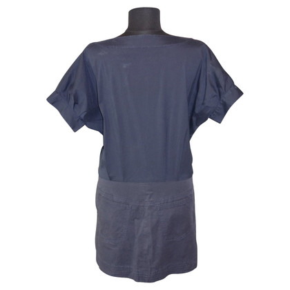 Theory Dress in dark blue