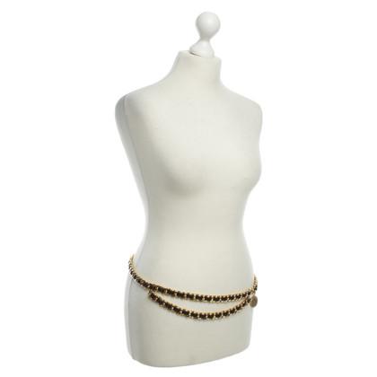 Chanel Gliederketten-Gürtel