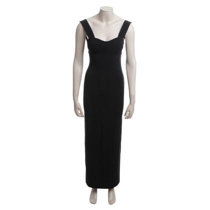 Prada Long black dress