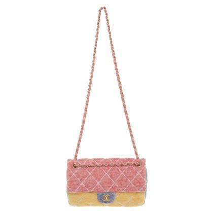 """Chanel """"Classic Flap Bag Medium"""" in Multicolor"""
