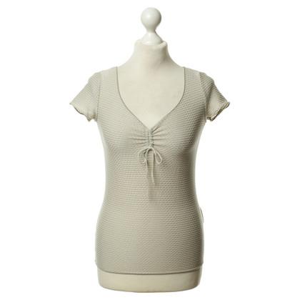 Armani Collezioni Camicia in grigio perla
