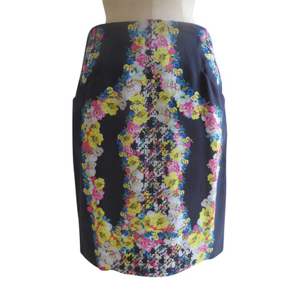 Erdem skirt made of silk