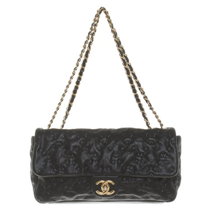 "Chanel ""Classic Flap Bag"" aus Kaviarleder"