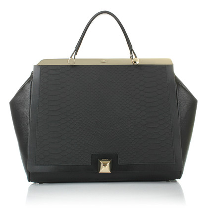 Furla Cortina handle L top Onyx