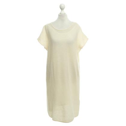 Strenesse Blue Knit dress in cream