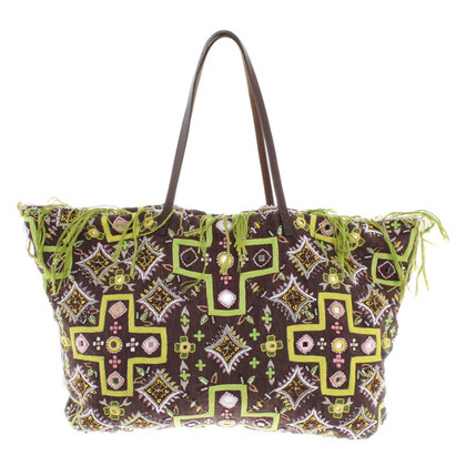 Fendi Handbag with embroidery