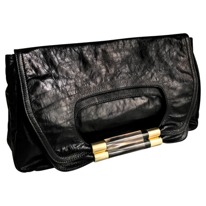 Chloé Soft Crushed Leather Handbag