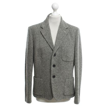 Ralph Lauren Lana giacca in beige / nero