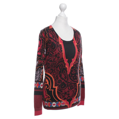 Etro Sweater with pattern