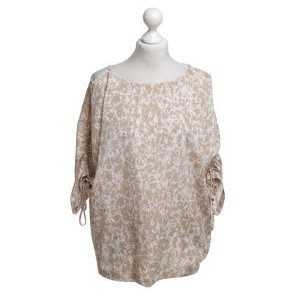 Michael Kors Bluse in Bicolor