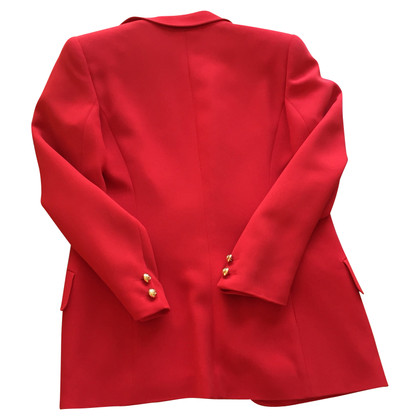 Valentino Blazer in red