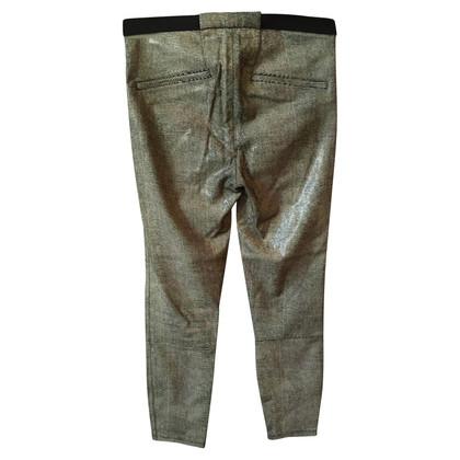Helmut Lang Helmut Lang pantaloni di pelle T.2