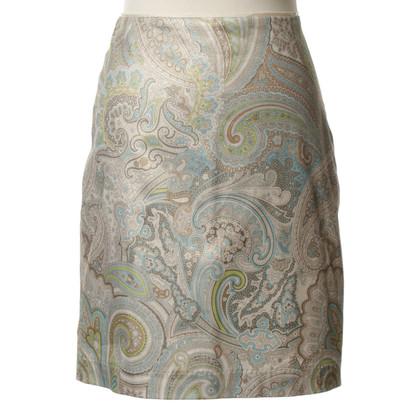 Marc Cain skirt ornament pattern