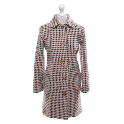 A.P.C. Coat with pattern