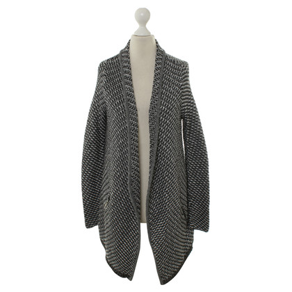 Comptoir des Cotonniers Cardigan in black/white