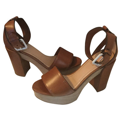 Reed Krakoff Brown leather sandals TG 36