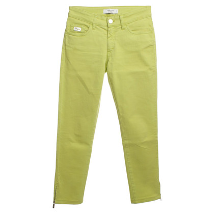 Blumarine Broek in Green