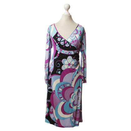 Emilio Pucci Kleid mit Muster