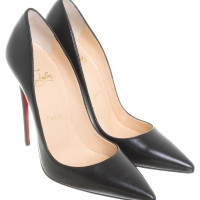 christian louboutin pumps mit roter sohle second hand christian louboutin pumps mit roter. Black Bedroom Furniture Sets. Home Design Ideas