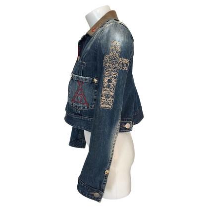 Dsquared2 Veste en jean