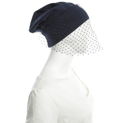 Jil Sander Hat with mesh