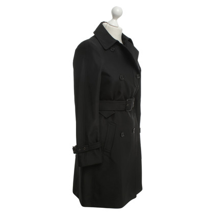 MCM Coat in black