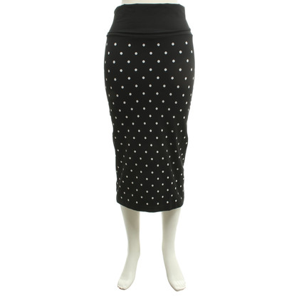 Wolford skirt with dots pattern