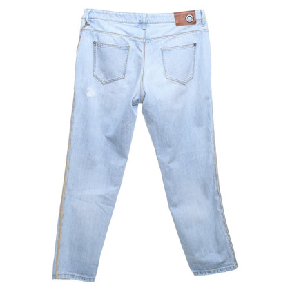 Ermanno Scervino Jeans im Used-Look