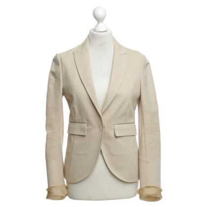 Brunello Cucinelli Blazers in beige