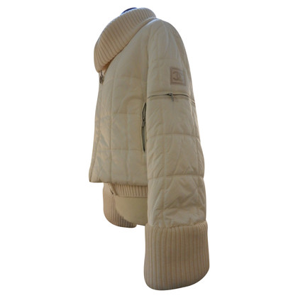 Chanel Giacca invernale 00A bianco
