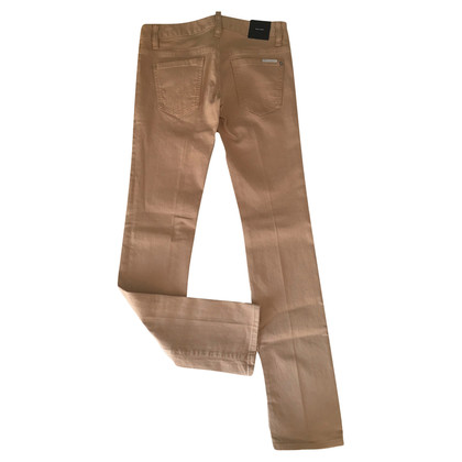 Dsquared2 Beige slim jeans