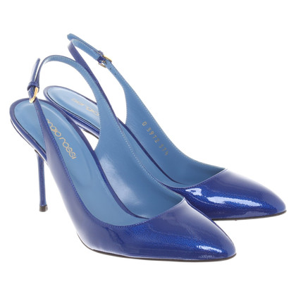Sergio Rossi pumps in blue