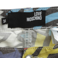 Moschino Colored color trousers