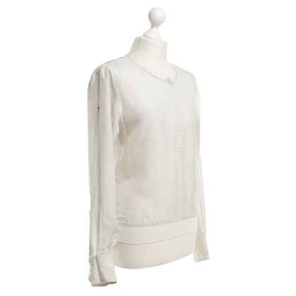 Costume National blouse de soie