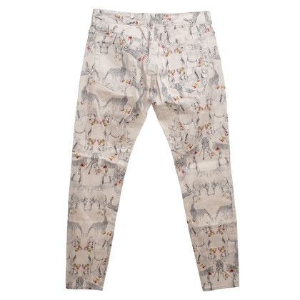 Ted Baker Jeans with patterns