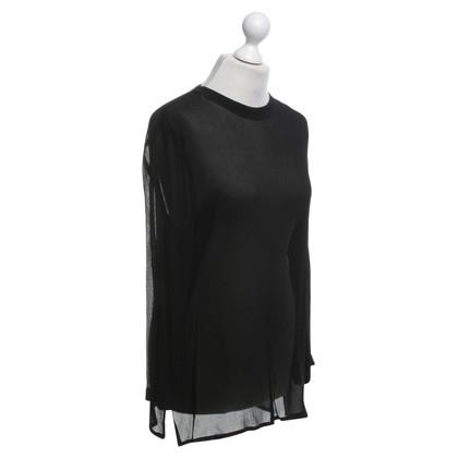 Sonia Rykiel top in black