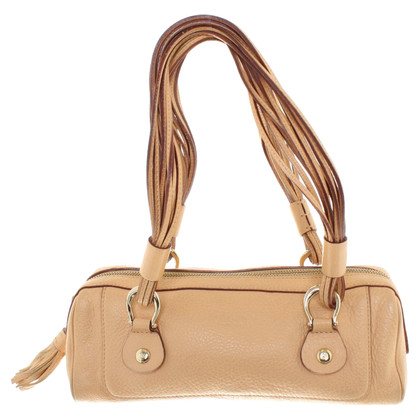 Kate Spade Beige colored leather handbag