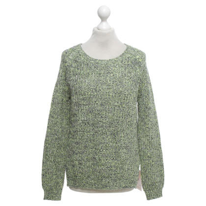 Dear Cashmere Trui in Green