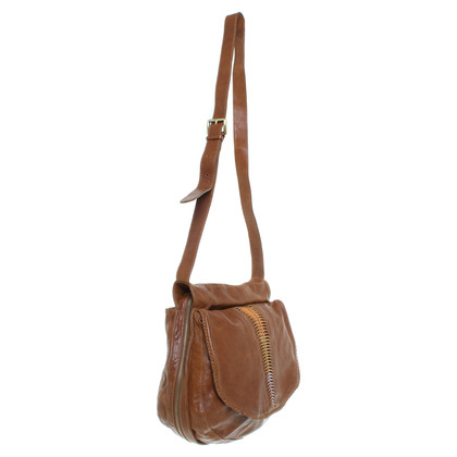 Hugo Boss Bag Boho in Cognac marrone