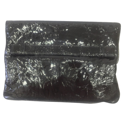 Chloé Clutch in Schwarz