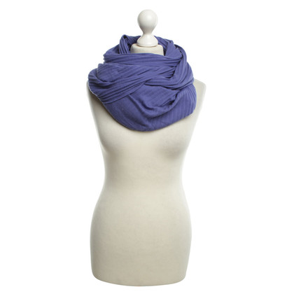 Marc Cain Cravat in Violet