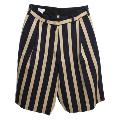 Dries van Noten Striped trousers in Bicolor